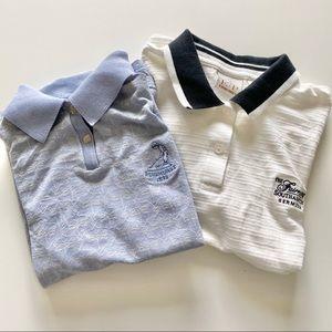 2 boys polo shirts - EP Pro & Como Sport